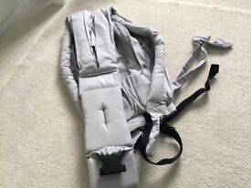 Baby sling (BabaSling Brand) Dolphine Grey
