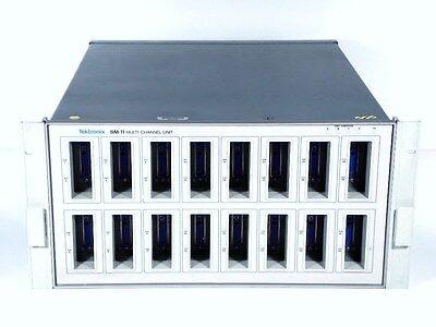 Tektronix Sm-11 Multi-channel Unit Expansion Slots For Tektronix 11801c