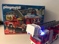 Playmobil Fire Engine (4820)