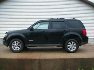 2008 Mazda Tribute LIMITED 4WD V6 AUTOMATIC