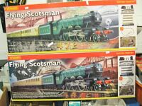 HORNBY SETS. LOCOS, ROLLING STOCK ETC