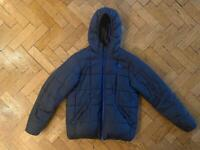 North face reversible Kids puffer jacket size XL