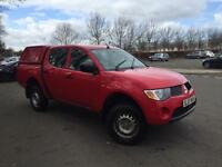 Wanted Mitsubishi l200 Nissan navara ford ranger Isuzu redeo Toyota hilux top cash prices paid