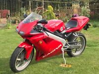 Cagiva Mito 125 only done 1750miles!! Not Rs, nsr, yzf tzr Rd