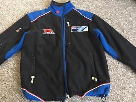Suzuki soft shell jacket