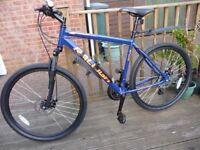 Raleigh Nova Mens Mountain Bike