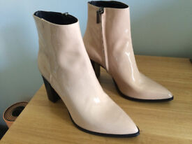 Aeyde Selina Ankle Boots, New - Size 40