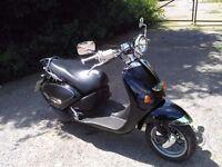 Aprilia habana custom 125cc scooter