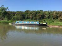 51ft Narrowboat liveaboard barge/canal boat