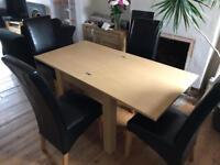 NEXT Living/Dining room furniture set
