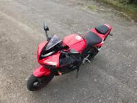 2003 Yamaha yzf r6 fuel injection 600 not r1 cbr gsxr