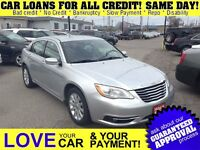 2012 Chrysler 200 Touring * HEATED PWR SEATS * SAT RADIO