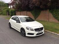 2013 MERCEDES A CLASS A220 CDI AMG SPEC NIGHT PACK FULL SERVICE HISTORY FULLY LOADED SPEC