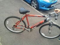 I'm selling 4 bikes as job lot or single - price stated is for all the bikes