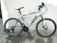 Lightweight aluminium mens bike mtb