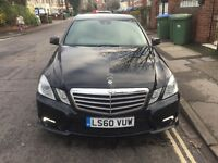 Mercedes Benz e 250 amg sports cdi 2010 damaged repaired unrecorded hpi clear bargain £8250