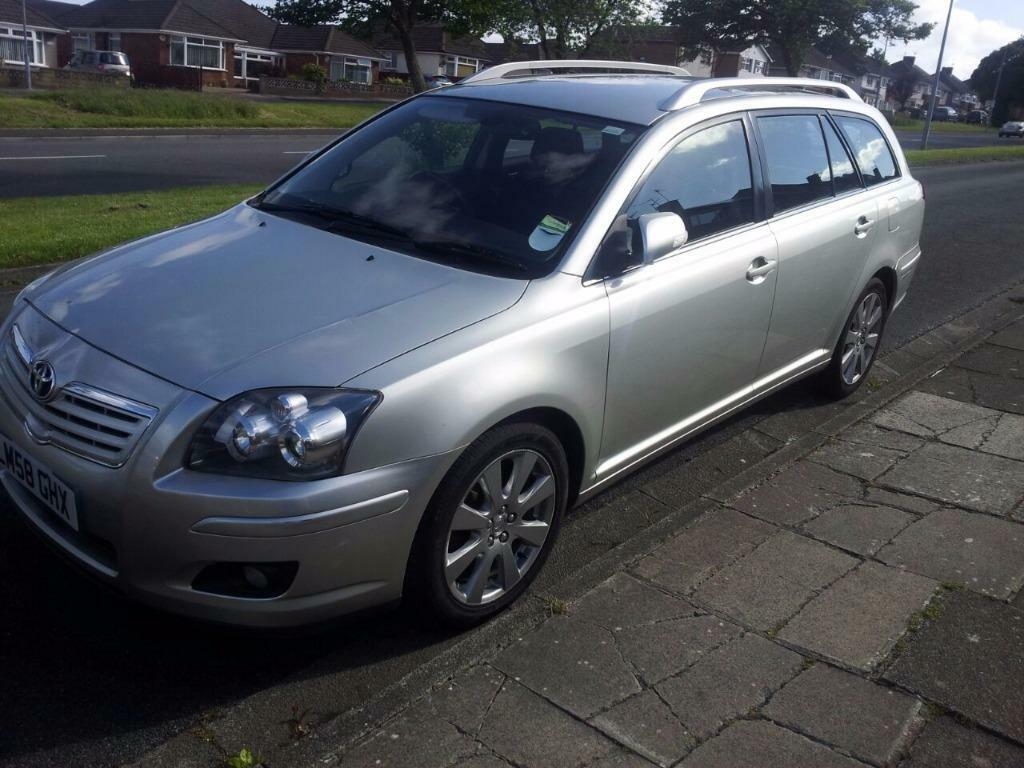 2008 toyota avensis tr d 4d in penylan cardiff gumtree. Black Bedroom Furniture Sets. Home Design Ideas