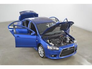 2012 Mitsubishi Lancer Ralliart AWC Turbo SST