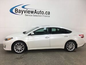 2014 Toyota Avalon Limited - HTD LTHR! NAV! SUNROOF! REVERSE...