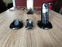 Motorola Digital Cordless Telephones (Twin pack - Boxed with instructions - Immaculate Condition)