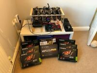NVIDIA 6x1060 Mining Rig - Complete & Ready To Go!