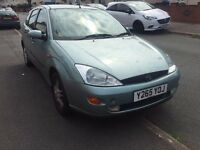 ford focus 1,6 starts and drive