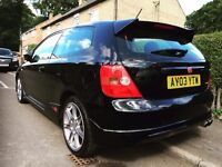 Honda civic Type R. Excellent motor. Mot May 17