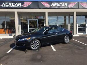 2013 Honda Accord EX-L C0UPE AUT0 LEATHER NAVI SUNROOF 75K