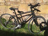 Globe bike