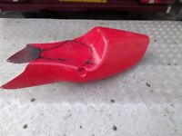 UNIVERSAL RACE RACING TRACK DAY TAIL SEAT FAIRING