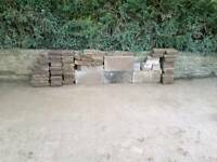 Paving bricks and stones for sale