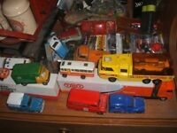 Corgi Dinky Spot On Matchbox Tonka other makes very large collection sold in lots PHONE ONLY