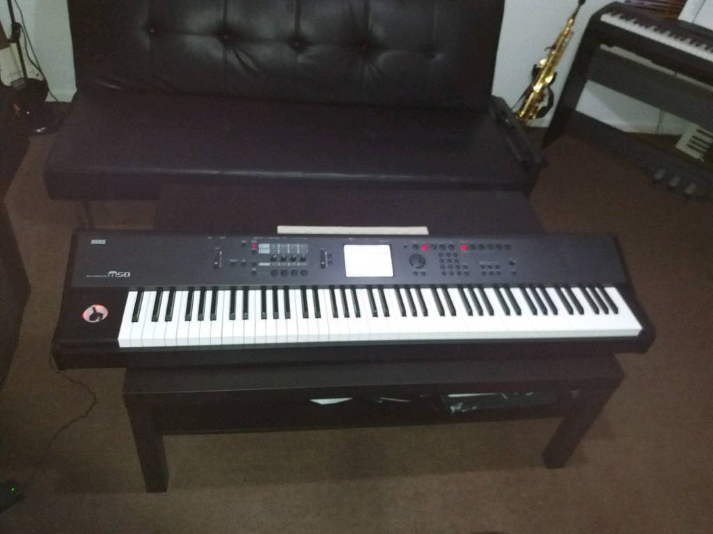 KORG M50 88 PROFESSIONAL KEYBOARD WORKSTATION | in Walsall, West Midlands |  Gumtree