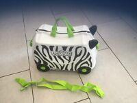 Zimba the Zebra Trunki