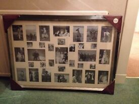Large Wall Hung Photo Frame