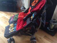 Cosatto double stroller FOR SALE