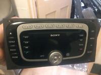 Ford Fusion cd plyer
