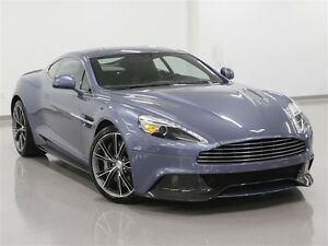 2014 Aston Martin Vanquish Coupe Touchtronic 2