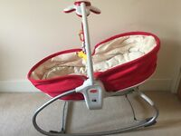 Tiny Love rocker, very good and clean condition from pet/smoke free home