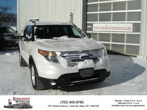 2015 Ford Explorer Heated Leather|Navigation|R/Cam