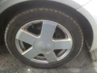 Wanted alloys
