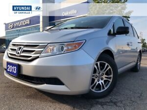 2013 Honda Odyssey EX   8 PASS   CAM   POWER SEAT   NO ACCIDENT