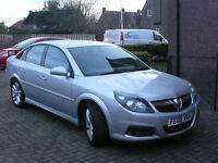 Vauxhall VECTRA Sri 1.8 2008 – Full year MOT - 5 Door Hatchback, Petrol, Manual