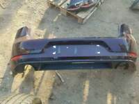 Vw golf mk7.5 gti rear bumper