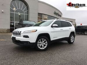 2015 Jeep Cherokee NORTH/HEATED SEATS,STEERING WHEEL/TOUCH SCREE