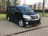 TOYOTA ALPHARD AS 2.4 AUTO 8 SEATER MPV 2006 56 FACELIFT MODEL MUST SEE