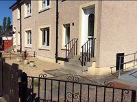 1bedroom flat for rent, quiet area in Motherwell