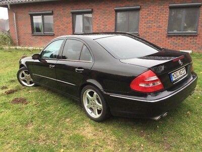 Mercedes E-Klasse W211AMG 320 CDI Avantgarde Xenon helles Leder TÜV neu, gebraucht gebraucht kaufen  Versand nach Austria