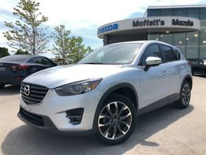 2016 Mazda CX-5 GT GT AWD LEATHER, SUNROOF, BOSE, GPS, BSM