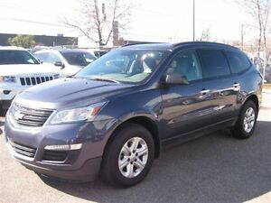 2014 Chevrolet Traverse FWD Auto AIR Back UP CAM Remote Start